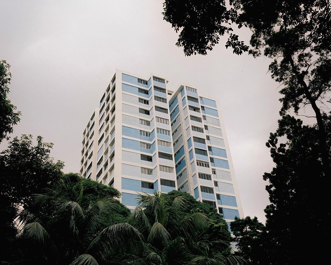 #allcitiesarebeautiful 030 Ralph Steinegger —Singapore