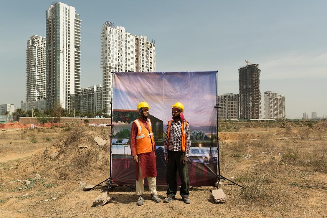 #allcitiesarebeautiful 022 Arthur Crestani — Gurgaon, Delhi