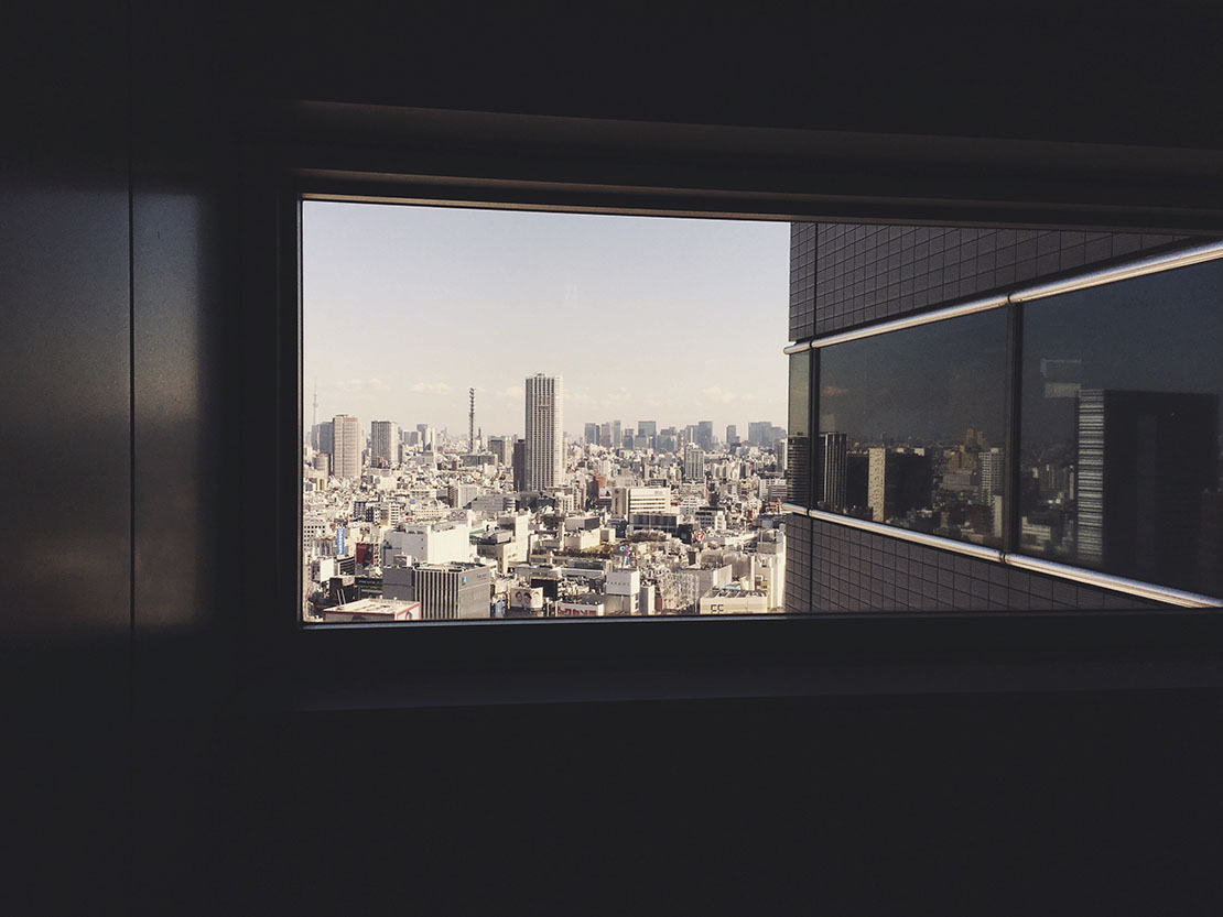 #allcitiesarebeautiful 006 Charlotte Schreiber — Tokyo