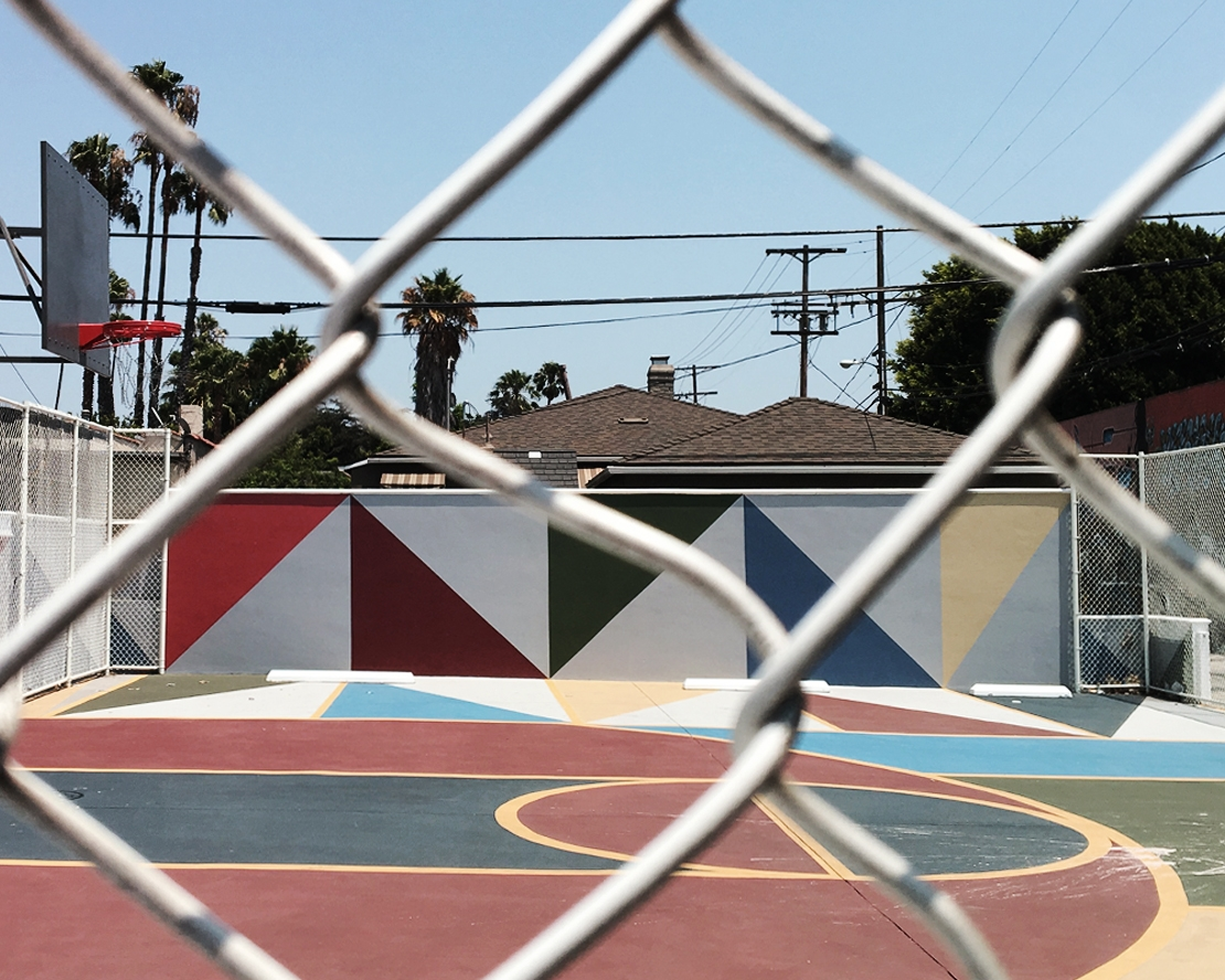 #allcitiesarebeautiful 032 Matthieu Vivinis — Los Angeles
