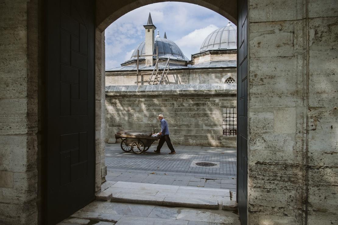 #allcitiesarebeautiful 015 Peter Catlos — Istanbul