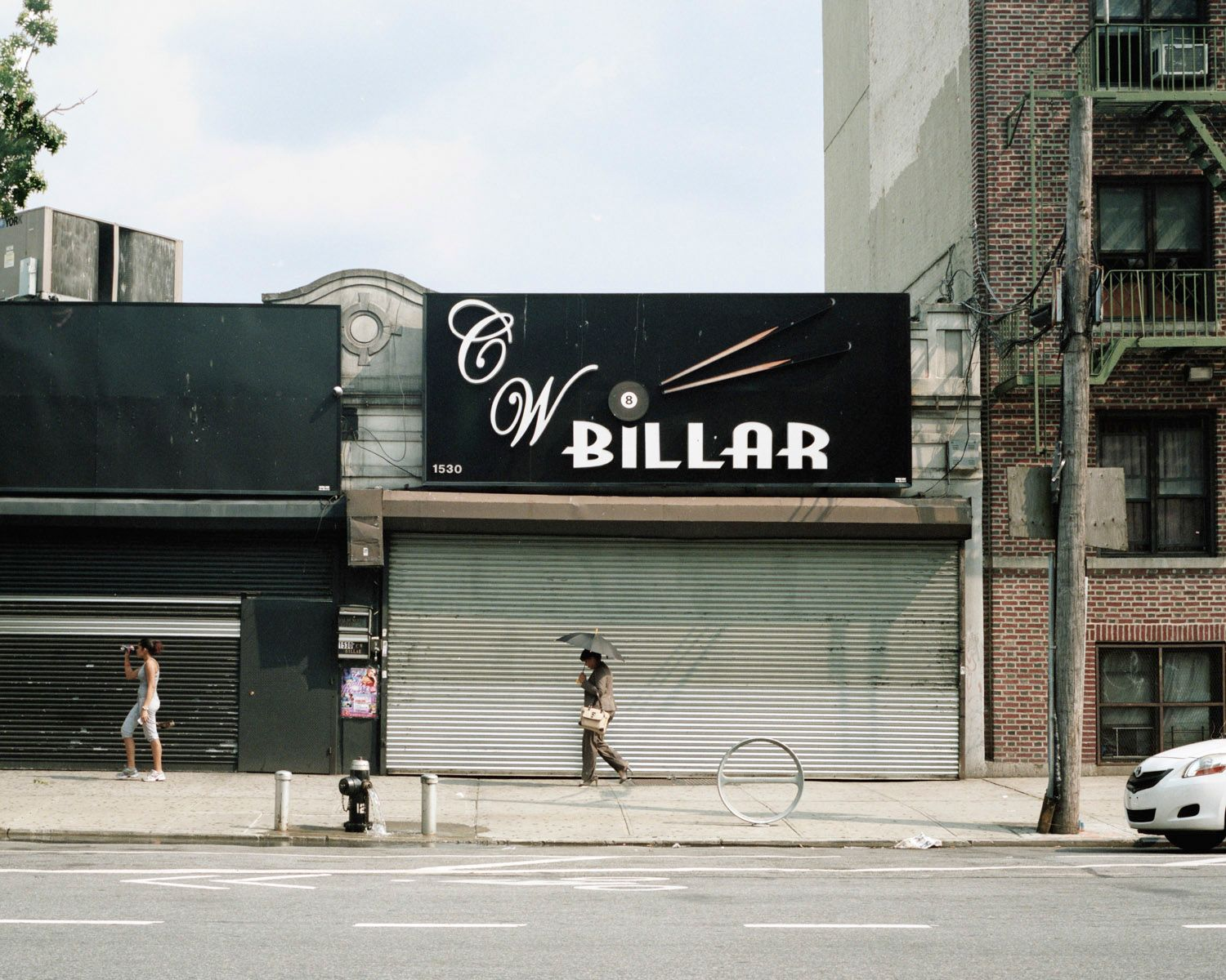 #allcitiesarebeautiful 040 Ira Wagner — New York City